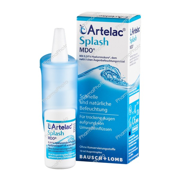 Artelac Splash szemcsepp 10ml557012 2016 tn